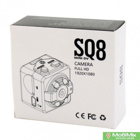 Ambertek SQ8 FullHD микро камера