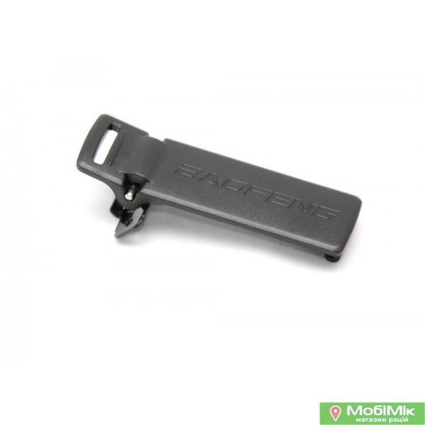 Клипса на пояс рации Baofeng UV-5R дешево магазин mobimik.com.ua дилер