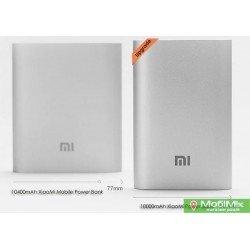 Xiaomi Powerbank 10000 mAh silver NDY-02-AN