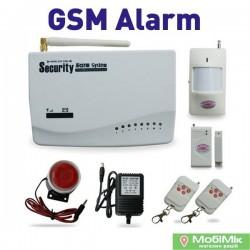GSM сигнализация Барьер KT001 комплект с датчиками