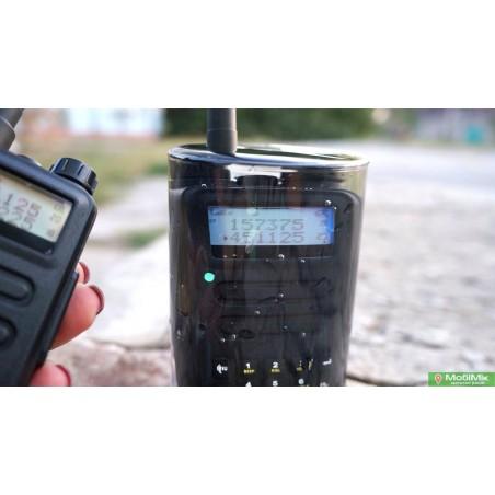 TDX UV-Q7s рация 5 Ватт, VHF (136—174 МГц) и UHF (400-520 МГц)  IP66 Voyager UV- купить срочно