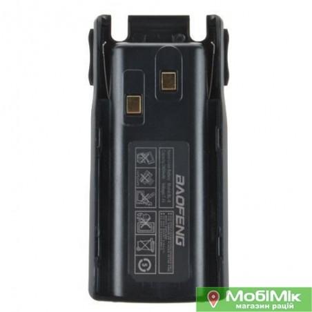 Акумулятор BL-8 Baofeng для рацій UV-82 UV-82l на 2800 mAh