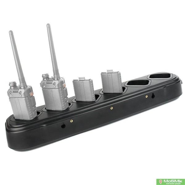 Зарядное устройство на 6 раций Baofeng UV-5R mobimik.com.ua