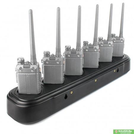 Зарядное устройство на 6 раций Baofeng UV-82 UV-82HP mobimik.com.ua