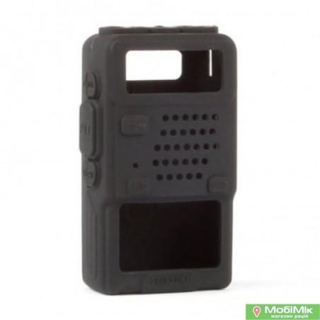 Чехол силиконовый для рации Baofeng UV-5R mobimik.com.ua