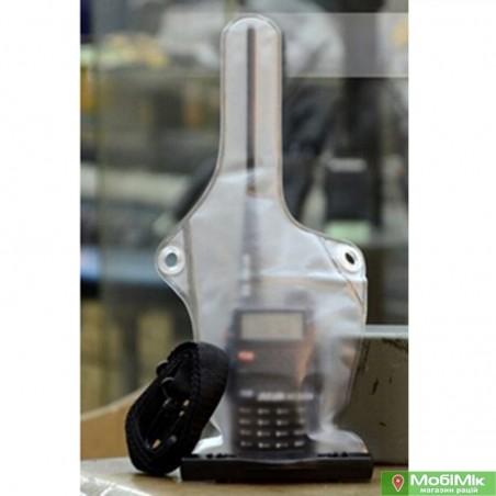 Чехол водонепроницаемый             для радиостанций Baofeng Kenwood icom Vouxun Midland Motorola