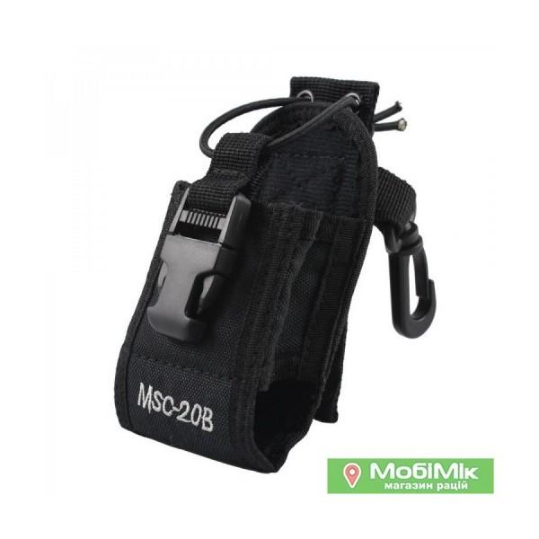 Чехол силиконовый для рации Baofeng UV-5R