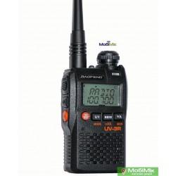Baofeng UV-3R рація              136-174МГц, 400-470МГц