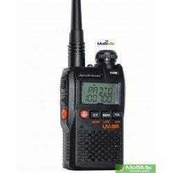 Baofeng UV-3R рация 136-174МГц, 400-470МГц