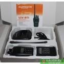 BaofengUV-B5 5 Ватт рация VHF/UHF 136-174 / 400-520 МГц 2 диапазона   mobimik.com.ua