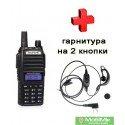 Review for Рация Baofeng UV-82 c гарнитурой 5 Ватт              диапазоны 136-174 МГц/400-520 МГц