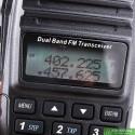Baofeng UV-82 c гарнитурой VHF/UHF Dual-Band 136-174/400-520MHz 2-PTT 5W Two Way Radio
