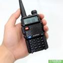 Baofeng UV-5R 5 Ватт c гарнитурой VHF (136—174 МГц) и UHF (400-520 МГц)