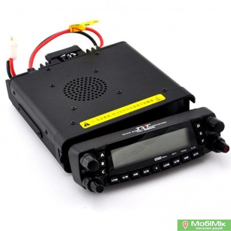 TYT TH-9800 автомобильная радиостанция 4 диапазона                частот