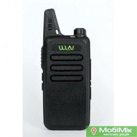 WLN KD-C1 миниатюрная рация частоты UHF 400-520 МГц