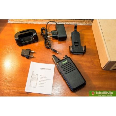 WLN KD-C1 рация 5 Вт частоты UHF 400-520 МГц купить http://mobimik.com.ua