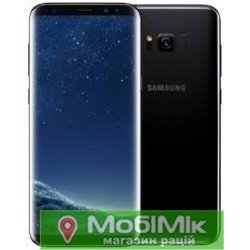 Смартфон Samsung G955FD Galaxy S8 Plus Duos 64GB Black б/у
