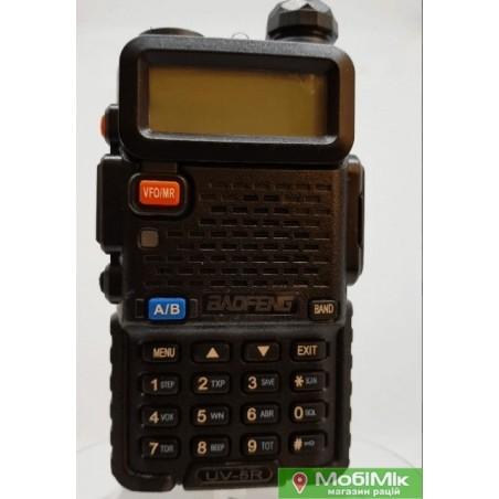 Baofeng UV-5R 5 Ватт рация + гарнитура VHF/UHF 136-174 МГц/400-520 МГц