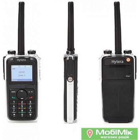 Hytera X1p цифровая рация UHF | VHF GPS КУПИТЬ ПРОДАЖА https://mobimik.com.ua цена