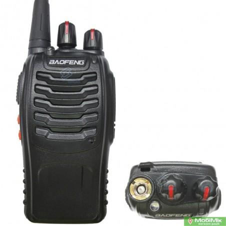 Рация Baofeng BF-888s             с гарнитурой  UHF Частота: 400 - 520 МГц