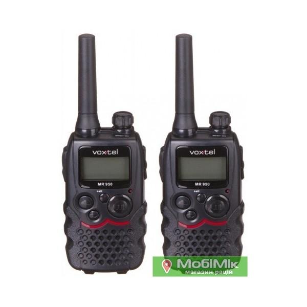 Рация Voxtel MR950      купить в магазине           диапазон  PMR 446 МГц