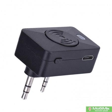 Bluetooth гарнитура AD-01 для раций купить киев Baofeng Kenwood Wouxun Quasheng