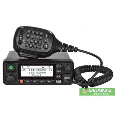 TYT MD-9600 цифровая DMR автомобильная радиостанция