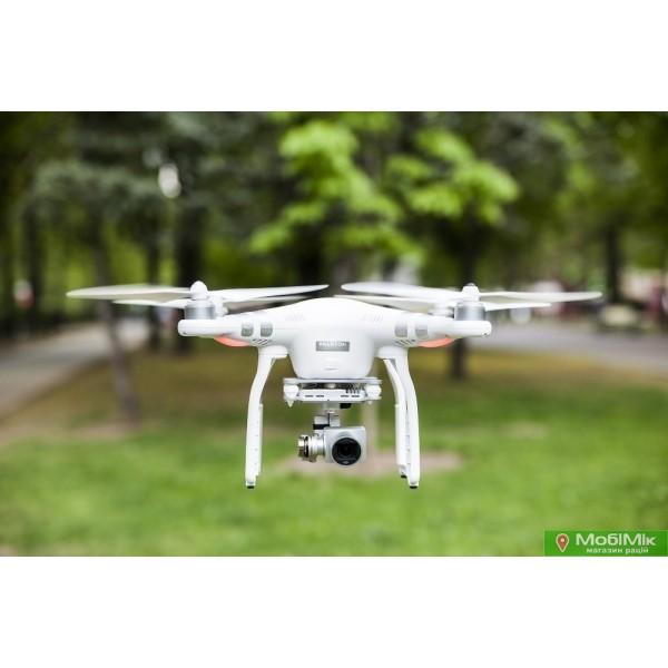 Квадрокоптер (дрон) DJI Phantom 3 advanced б/у купить