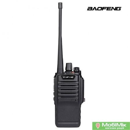 Рацiя Baofeng BF-9700 водозахищена 5 Ватт з гарнiтурою .UHF (400-520 МГц)
