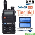 Review for Цифровая рация Baofeng DM-5R PRO стандарт DMR Tier II 5 Ватт c гарнитурой. VHF (136—174 МГц) и UHF (400-480 МГц)
