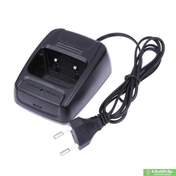 Купити зарядку тут Зарядний пристрій для рації Baofeng 888 BL-1 battery charger