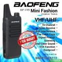 Рація Baofeng BF-R5 з гарнітурою Частоти 400-470 МГц