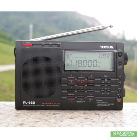 Радиоприёмник TECSUN PL-660 купить в Киеве с доставкой