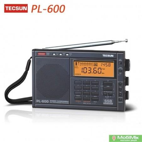 Радіоприймач TECSUN PL-600