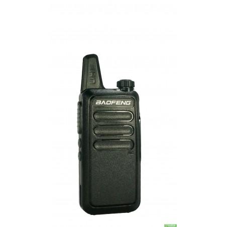Рация Baofeng BF-R5 / T7 с гарнитурой частоты UHF 400-480 МГц