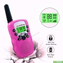 Рація Baofeng BF-Т3 колір рожевий