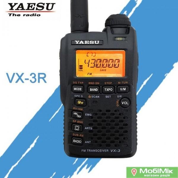 Рація Yaesu VX-3R