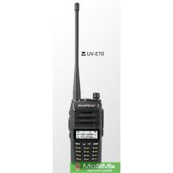 Baofeng UV-E70 купить рации в Киеве украине Двухдиапазонная двухчастотная