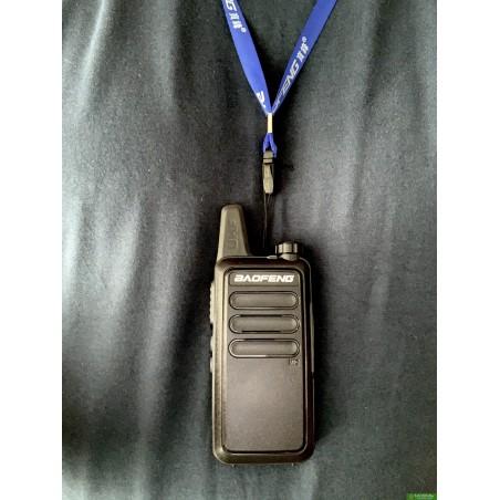 Комплект з 2 штук Рацій Baofeng BF-R5 / T7 з гарнітурою Частоти 400-470 МГц