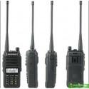 Рація Baofeng BF-A58s дводіапазонна двочастотна 5 ватт VHF UHF диапазони