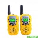 Review for Комплект 2 рации Baofeng BF T3 цвет желтый