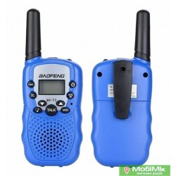 Комплект 2 рации Baofeng BF T3 цвет синий