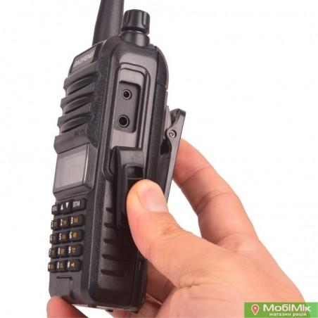 Рація Baofeng BF-A58s трьохдіапазонна двочастотна 5 ватт VHF UHF диапазони