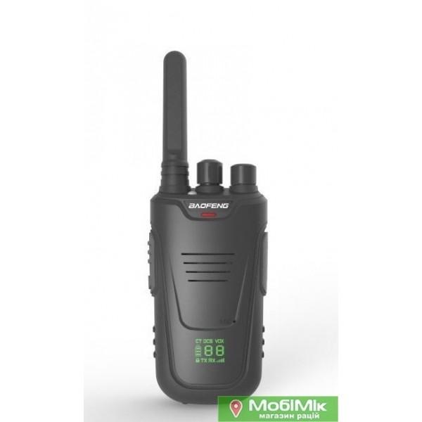 Рація Baofeng BF-T11 частоти UHF