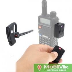 Bluetooth гарнітура AD-01 для рацій Baofeng Kenwood Wouxun Quasheng