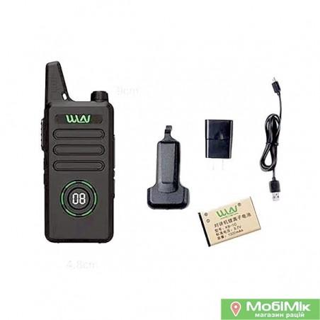 Рация WLN KD-C1 PLUS