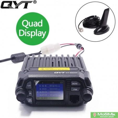Рація QYT 8900D автомобільна стаціонарна