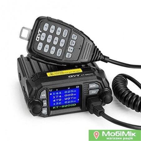 Рация QYT 8900D автомобильная стационарная