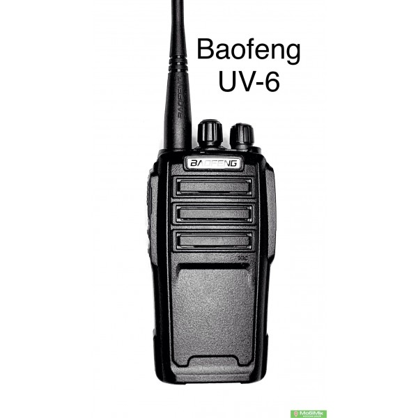 Baofeng UV-6 рація 8 ватт потужності