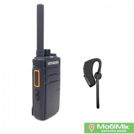 Voyager CD-101 рация с Bluetooth гарнитурой